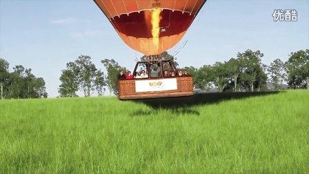 黄金海岸精彩热气球