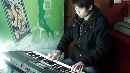 <阿荣>电子琴演奏 等你等了那么久 心乐琴韵 轻音乐