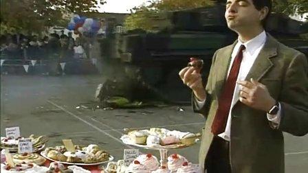 憨豆先生爆笑系列之:吃蛋糕的代价