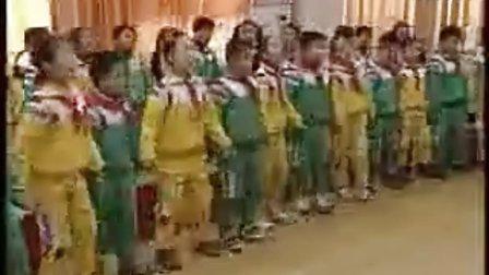 小学一年级音乐优质课视频《彝家娃娃真幸福》张雯