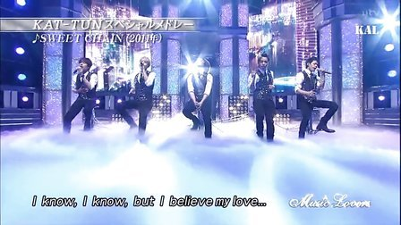 120909.NTV.Music Lovers - KAT-TUN part(KAL)