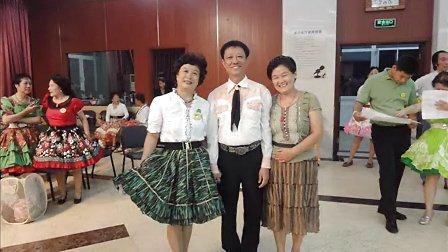 2012.09.15北京方塊舞舞會剪輯(三)Billlu2008