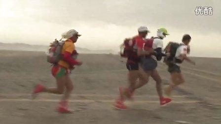 实况:陈盆滨参与摩洛哥沙漠马拉松赛