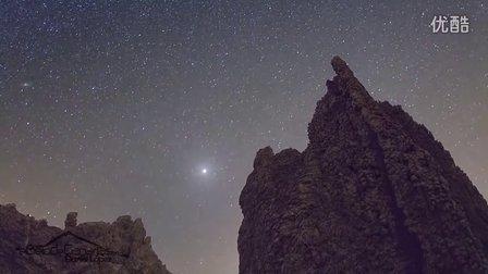 El Cielo de Canarias  Canary sky - Tenerife on Vimeo