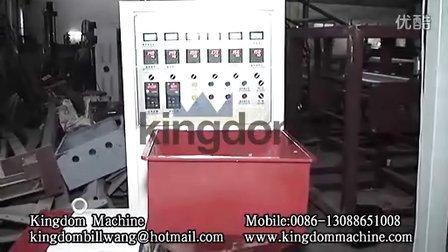 塑料袋吹膜机 film blowing machine