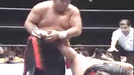 全日本摔角 Great Muta