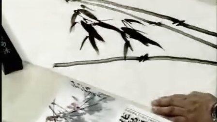 花鸟画技法 23 竹子