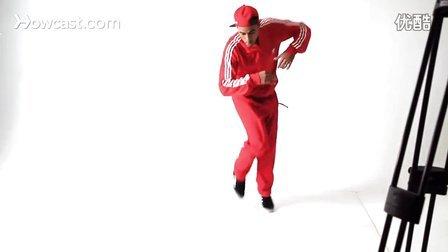 【粉红豹】街舞教学(6)BBOY练Breaking_怎样练习toprock舞步