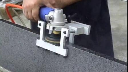 GPW-A02 注水式氣動直角磨邊機