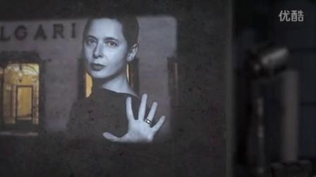 宝格丽Isabella Rosselini手袋广告大片
