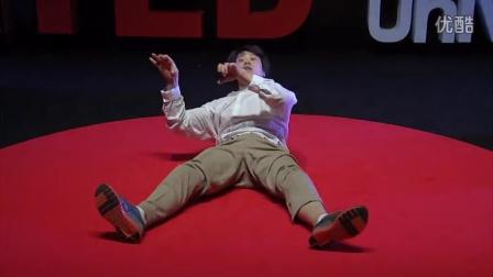 【粉红豹】不可思议的全能舞者:bboy Blond在TED的Breaking和popping