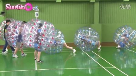 [SunGirl] (中) 夹缝球生存 之 阳光正妹战起来