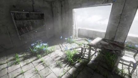 【舍长制造】在末世边梦游边保护环境的游戏—思乡症 试玩