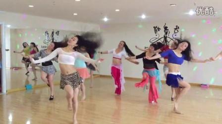 淮安舞蹈 子娟东方舞 第一期系统班第一周 鼓舞