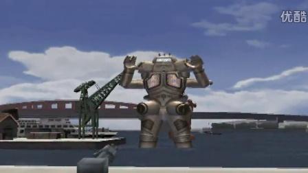 【奥特曼格斗进化3】【爆酱籽墨】拯救地球任务第十三期——奥特警备队向西部前进 S级