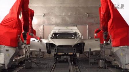 汽车工厂系列-特斯拉Model S工厂生产流水大揭密