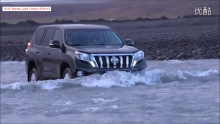 2016款 丰田普拉多 Toyota Land Cruiser PRADO - In Iceland