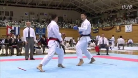 JAPAN University Karate taunament 52nd -5