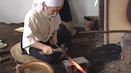 日本刀供奉锻造 刀匠:藤安将平