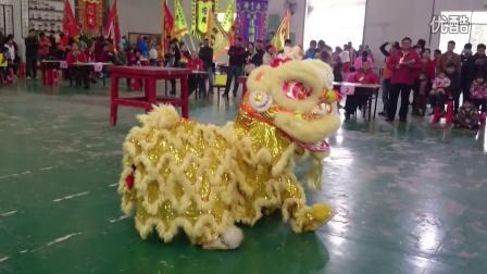 2016 大瀝鎮 傳統獅大賽 - 雅瑤@蛇青