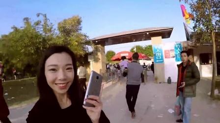 美女飞手航拍作品 魅族MX5遇见无人机新春特辑