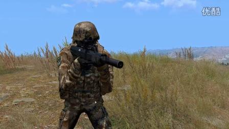 武装突袭3_1.59DEV测试版本升级画质材质补丁设定演示。