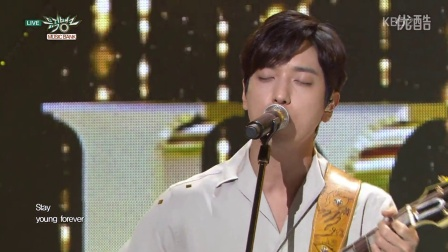 【Sxin隋鑫】[超清现场]160408 CNBLUE - Young Forever KBS 音乐银行