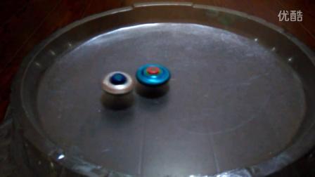 飓风战魂3陀螺对战30 (特别版)当使用了玻璃珠陀尖