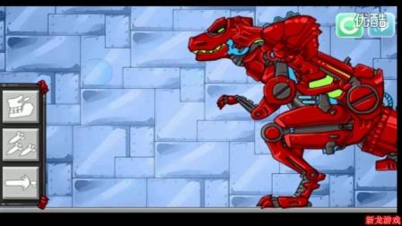组装超级钢铁恐龙 侏罗纪恐龙 乐高积木玩具 迪士尼动画乐园 动画片
