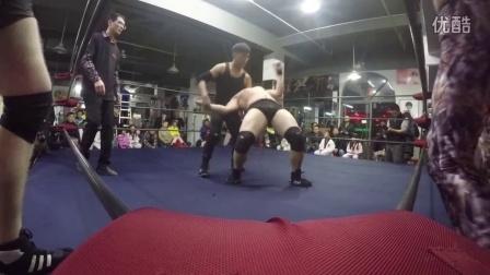 职业摔角 - MKW摔角王国 6 Man Tag 六人接力赛