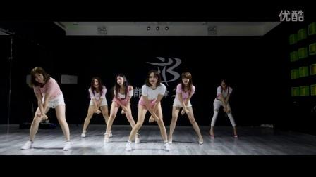 都市舞工厂韩舞教学Aoa-短发