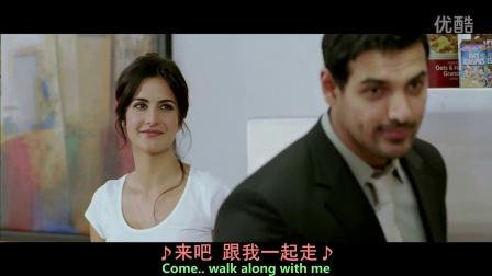 印度电影歌舞 Mere Sang [New York《纽约》] 中英双字