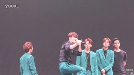 160730 TEEN TOP Fanmeeting in Beijing L.JOE Heart Dance 哈特舞爱心舞