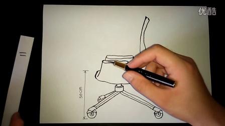 各式各样的椅子五年级上跟李老师学画画