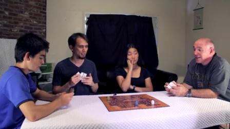 【17wanzy】桌游游戏视频-通路-你走晕了吗