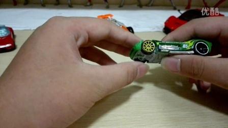 019-〈tf极光〉美泰风火轮火辣小跑车轨道建筑者五辆装。