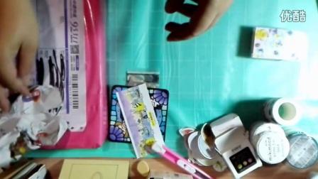 【周边开箱】分享之十二 一个丰富的手帐周边开箱视频: 贴纸、胶带、手帐本、打印素材等等