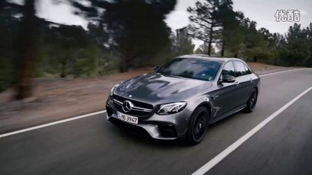 奔驰 E级 Mercedes-AMG E63s 4MATIC Trailer
