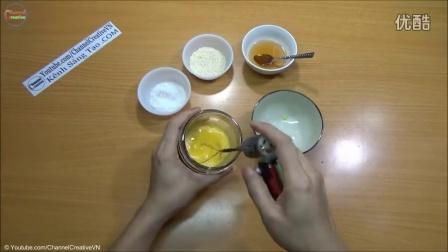 自制电动编花搅拌器-【简单】