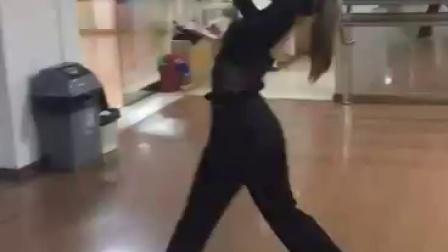 摩登舞-基本功-女士-练习-376