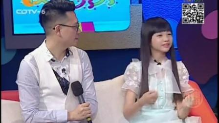 陈爽携弟子王巧做客成都电视台专访节目实况