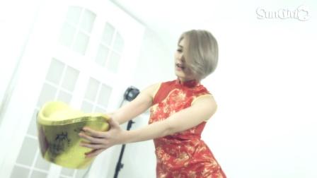 SunGirl 中国新年写真花絮特辑 beggie piepei