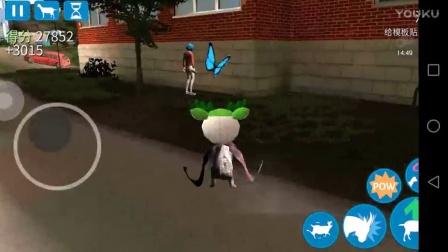 【时光解说】《模拟山羊》大闹诡异学校!我是派对女王!