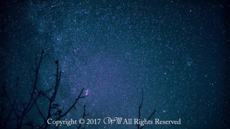 星空摄影作品