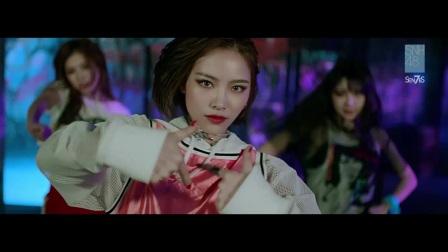 SNH48_7SENSES《Girl Crush 》MV预告片.mp4