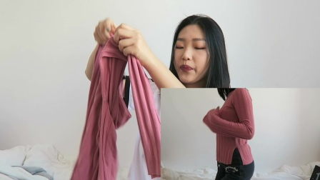 ♥xxoKate♥Try-on好大的春季服饰购物分享 | Huge Try-on Haul
