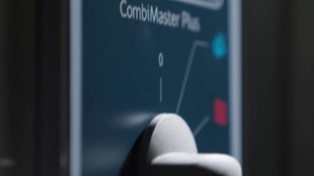 带自动清洗的全新CombiMaster Plus