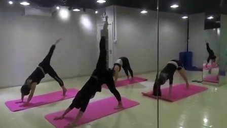 深圳市一九零零舞蹈培训中心瑜伽-基础课