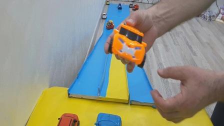超级变形金刚Tobot和变形警车珀利Robocar Poli的朋友,欢迎订阅