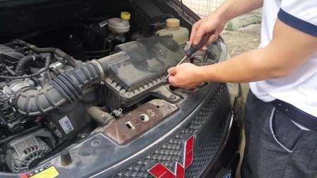 老司机教你如何自己动手清理空调滤芯和空气滤芯